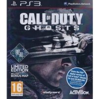 Call Of Duty Ghosts Game With Free Fall DLC