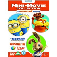 Illumination Mini-Movies Collection DVD