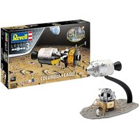 Apollo 11 Columbia & Eagle 50th Anniversary First Moon Landing 1:96 Scale Revell Model Kit