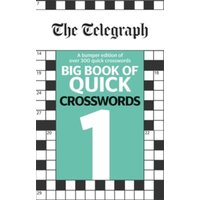 The Telegraph Big Book of Quick Crosswords 1 by The Telegraph Media Group (Paperback, 2017)