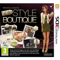 Nintendo Presents New Style Boutique Game 3DS