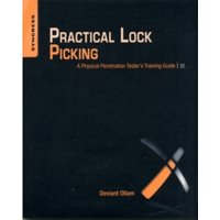 Practical Lock Picking : A Physical Penetration Tester's Training Guide