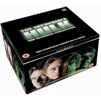 The Incredible Hulk: Complete Series 1-5 Boxset DVD