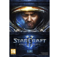 StarCraft II 2 Wings Of Liberty Game