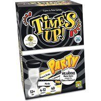 Time's Up! Party Card Game (UK Edition)