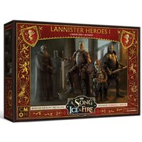 A Song of Ice & Fire: Tabletop Miniatures Game - Lannister Heroes #1 Expansion Board Game