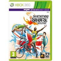 Summer Stars Kinect Compatible Game Xbox 360