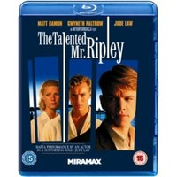 The Talented Mr Ripley Blu-ray