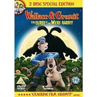 Wallace And Gromit The Curse Of The Were Rabbit 2 Disk Special Edition DVD