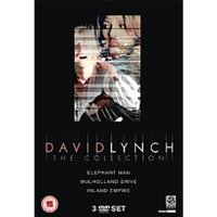 David Lynch Collection DVD