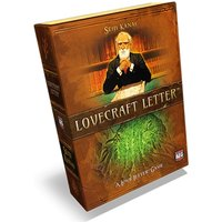Lovecraft Letter Board Game