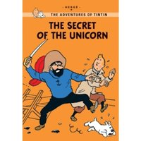 The Secret of the Unicorn by Herge (Paperback, 2011)