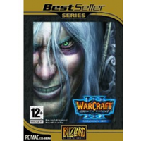Warcraft III 3 Frozen Throne Expansion Pack Game