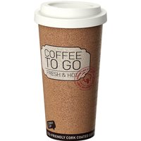 Value Range MHCC Life Story Reusable Insulated Corky Coffee Cup