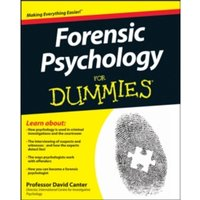 Forensic Psychology for Dummies by David V. Canter (Paperback, 2012)