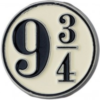 Platform 9 3/4 (Harry Potter) Pin Badge