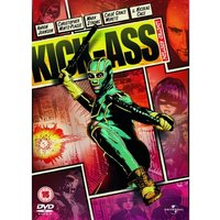 Kick-Ass Real Heroes Edition DVD