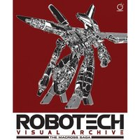 Robotech Visual Archive The Macross Saga Hardcover