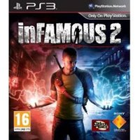 inFamous 2 Game