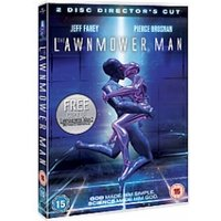Lawnmower Man/ Lawnmower Man 2: Beyond Cyberspace DVD