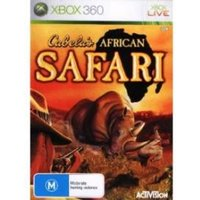 Cabelas African SAFARI Game