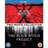 Blair Witch Double Pack: The Blair Witch Project   Blair Witch Blu-ray