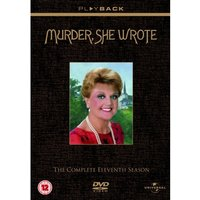 Murder She Wrote Season 11 DVD