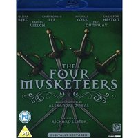 The Four Musketeers (Digitally Restored) Blu-ray