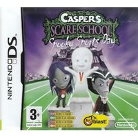 Caspers Scare School Spooky Sports Day Game