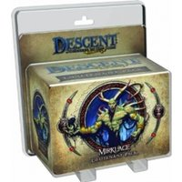 Descent 2nd Edition Gargan Mirklace Lieutenant Pack