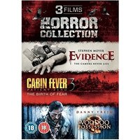 Evidence / Cabin Fever 3 / Voodoo Possession DVD