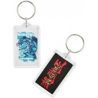 Yu-Gi-Oh! Dragon Lucite Keyring with Blue Eyes