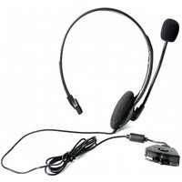 ORB Wired Headset Black