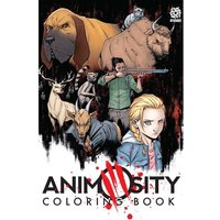 Animosity: Coloring Book