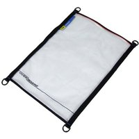Overboard Waterproof Camping Map Case Transparent Pouch Clear Large/Size A3