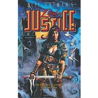 Neil Gaiman's Lady Justice Volume 2