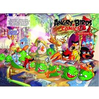 Angry Birds  Volume 5: Ruffled Feathers (Hardcover)