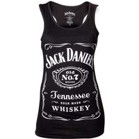 Jack Daniels Woman's Old No.7 Brand Logo XX-Large Tank Top