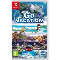Go Vacation Nintendo Switch Game