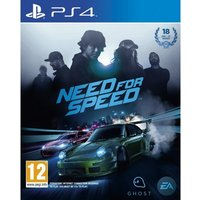 Need For Speed PS4 Game [2015]