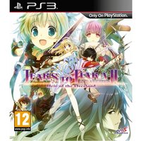 Tears To Tiara II 2 Heir Of The Overlord PS3 Game