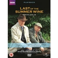 Last Of The Summer Wine Series 23 & 24 DVD