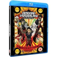 Deadman Wonderland The Complete Series Blu-ray