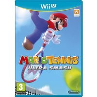 Mario Tennis Ultra Smash Wii U Game