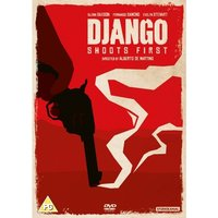 Django Shoots First DVD