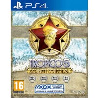 Tropico 5 Complete Collection PS4 Game