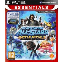 Playstation All-Stars Battle Royale Game (Essentials)