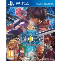 Star Ocean Integrity and Faithlessness PS4 Game