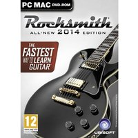 Rocksmith 2014 Game (with Real Tone Cable)
