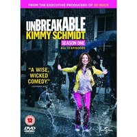 Unbreakable Kimmy Schmidt - Season 1 DVD